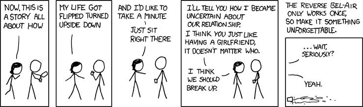 L'humor de xkcd