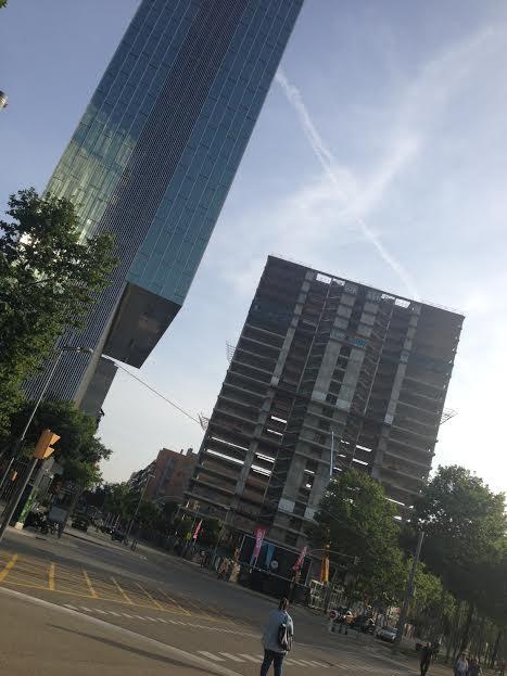 Diagonal 131 revitalitza un edifici aturat i el converteix en gratacels de luxe