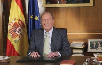 """Joan Carles I abdica i s'acomiada: """"Guardaré sempre Espanya al fons del meu cor"""""""