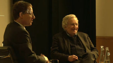 My notes on Chomsky talk at the British Library (London, march 19th 2013)